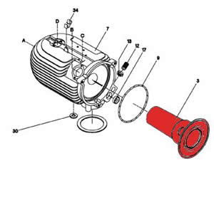 3) Combustion Chamber